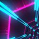 3D Lights Tunnel