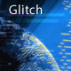 Glitch Earth Hologram 7
