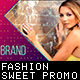 Fashion Sweet Promo
