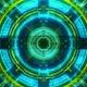 Cyberpunk Hud Geometric Background Vj Loops V3