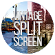 Vintage Split Screen