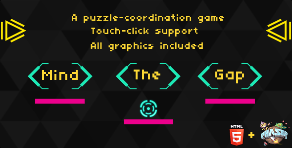 Suggestions the Gap: HTML5 Puzzle game - PHP Script Download 1