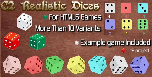 C2 Practical Dices with a Free Game - PHP Script Download 1