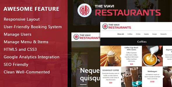 The Viavi Restaurant Machine - Download