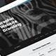 Modern Website Presentation