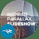 Inspired Parallax Slideshow
