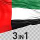 United Arab Emirates Flag Pack
