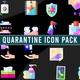 Quarantine Icon Pack