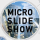 Micro Slide Show Logo Reveal