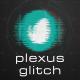 Plexus Glitch Logo Reveal
