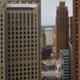 Above Detroit