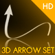 3D Arrow Set 1