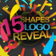 Shapes Logo Reveal Pack