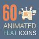 Animated Flat Icons Pack V2