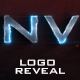 Electric Logo and Text Reveal