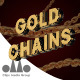 3D Gold Chains