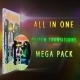 All in One Glitch Transitions Mega Pack