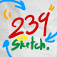 239 Sketch Elements Pack