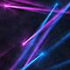 Disco Light Rays