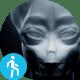 Alien Logo Opener