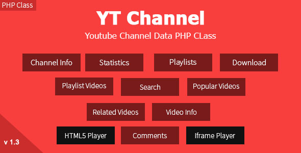 Download YT Channel - YouTube Channel And Video Details ...