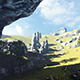 Virtual Simulator Movement Through the Forest