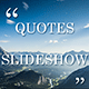 Historical Quote/Quote Effects