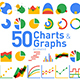 50 Animated Charts & Graphs