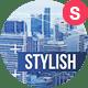 Stylish Parallax Slideshow