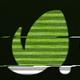 Super Fast Glitch Logo
