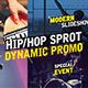 Hip-Hop Dynamic Promo