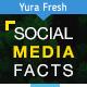 Social Media Facts // Modern Slideshow