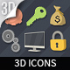 100 Animated 3D Icons for Explainer Video
