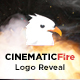 Cinematic Fire Logo Reveal