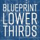 Blueprint Lower Thirds