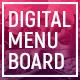 Digital Menu Board - Restaurant Display
