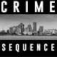 Crime Title Sequence