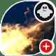 Fire Twist Logo Reveal