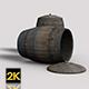 Barrel Transition 2k