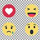 Facebook Emoji Smileys