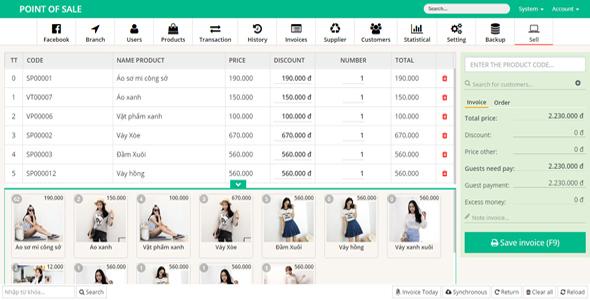 , Sales management software Laravel – CRM, Laravel & VueJs
