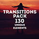 Transitions Pack/ Colorful Mood/ Smart Transformation/ Stylish Visualization/ Geometric/ Futuristic