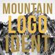 Mountain Logo Ident