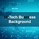 Hi-Tech Business Background