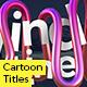 Winding Line - Cartoon Titles