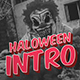 Vintage Haloween Intro