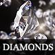Fly-Through Diamonds // Sparkling