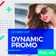 Abstract Dynamic Promo