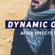 Dynamic Opener Glitch Effect
