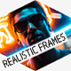 Realistic Frames | Photo Displays